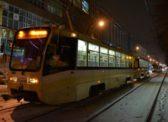 В Саратове не действуют пять трамвайных и четыре троллейбусных маршрута