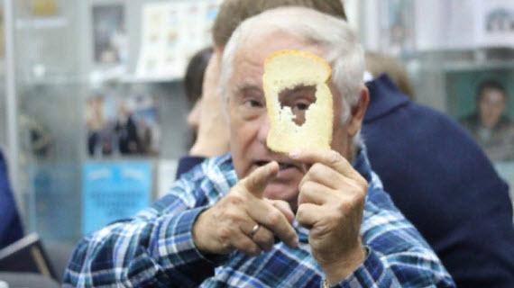 Андрей Карасёв: «О хлебе насущном»