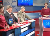 Саратов- телеканал Россия 24. Дебаты доверенных лиц кандидатов на должность Президента РФ 15 марта 2018 года