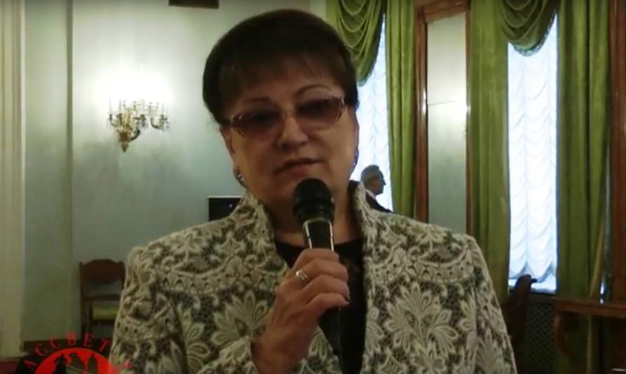 РассветТВ. О.Н. Алимова: Правда за коммунистами!