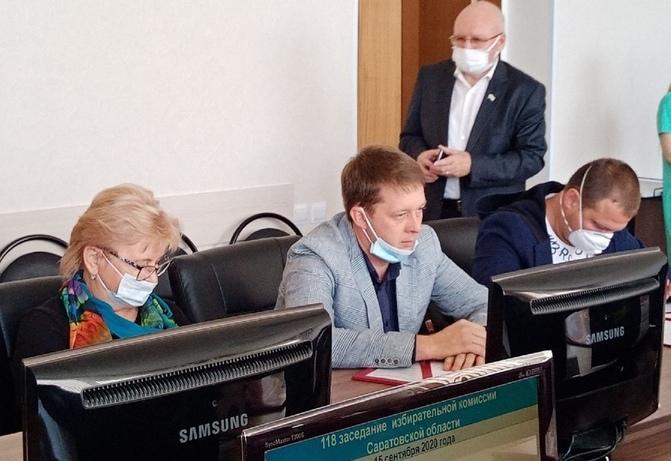 Алексей Кузнецов: «Выборы в Саратовскую облдуму нельзя признавать состоявшимися и действительными!»