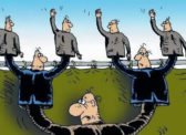 Деградация российской власти – прямое порождение политического кумовства!