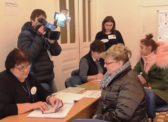 Ольга Алимова проголосовала на выборах Президента РФ