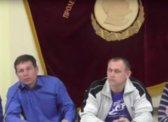 Саратов. Пресс-конференция дальнобойщиков