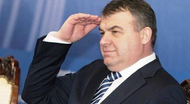 Бывший министр обороны Сердюков назначен на новую высокую должность