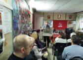 Саратовские коммунисты провели собрание памяти И.В. Сталина
