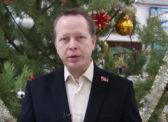 Поздравление Владимира Есипова с Новым годом