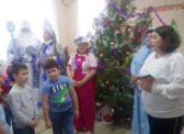 г.Балашов. Новогодний праздник в центре «Семья»