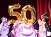 Ольга Алимова поздравила с 50-летием Саратовскую детскую школу искусств №20