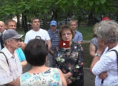 Ольга Алимова провела встречу с жителями Кировского района