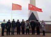 Энгельс. День Советской Армии и Военно-Морского Флота