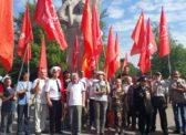 22 июня саратовские коммунисты отметили День памяти и скорби