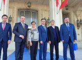 Ольга Алимова в составе делегации Госдумы ФС РФ посетила Румынию