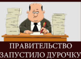 Александр Анидалов: Правительство «запустило дурочку»