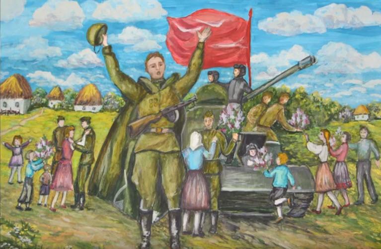 Саратовский обком КПРФ подводит итоги детского конкурса «Детство, опалённое войной, или война и мир глазами ребенка»