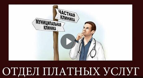 Александр Анидалов: ЧАСТНО-ГОСУДАРСТВЕННЫЙ РАЗВАЛ МЕДИЦИНЫ