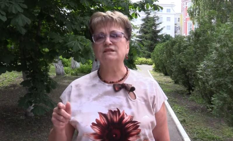 Ольга Алимова о голосовании по поправкам в Конституцию РФ