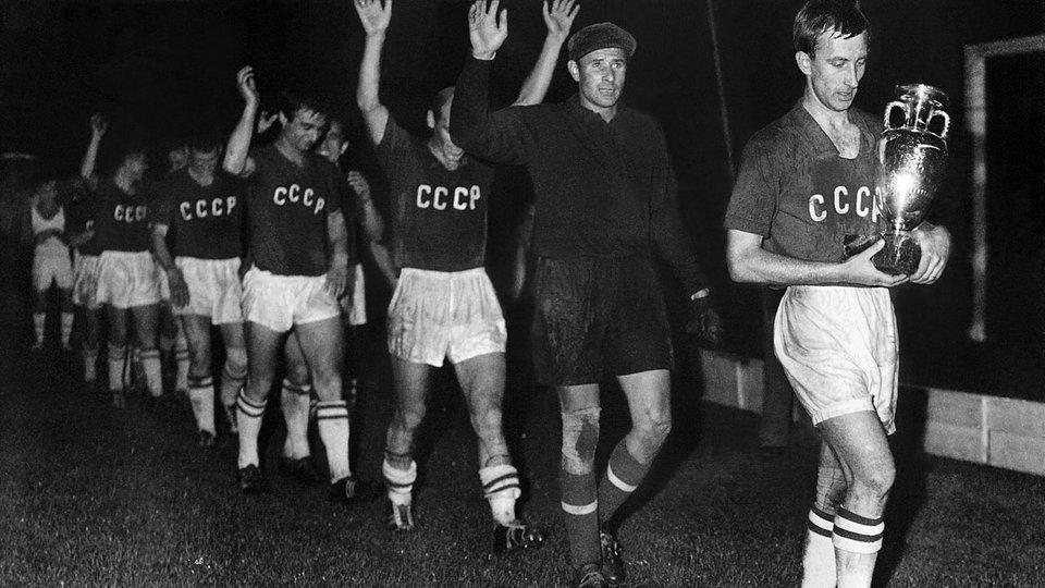 60 лет назад, 10 июля 1960 года, сборная СССР по футболу стала Чемпионом Европы