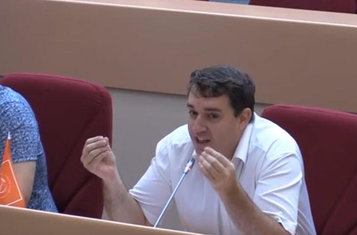 Александр Анидалов: «Эти изменения в бюджет мы поддержать не можем!»