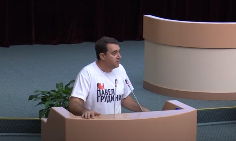 Александр Анидалов — ответ губернатору Валерию Радаеву