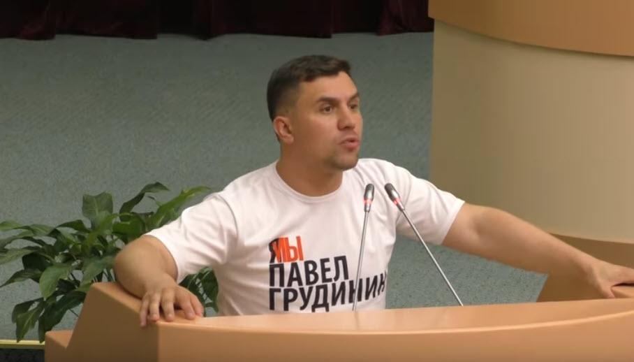 Выступление Николая Бондаренко