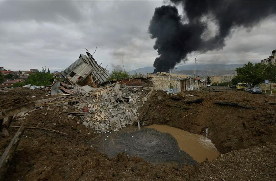 Переговоры по Нагорному Карабаху завершились