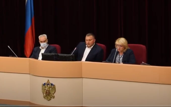 Как депутаты от «ЕР» «запрещали» ведение комплексной застройки