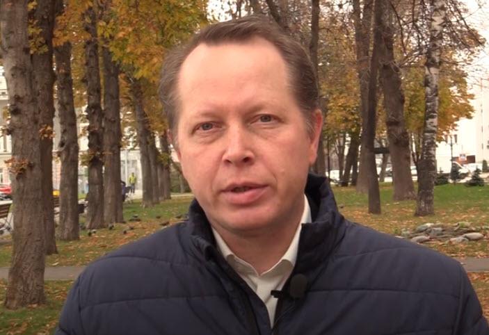 Владимир Есипов. Поздравление с 7 ноября