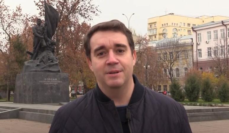 Александр Анидалов. Поздравление с 7 ноября