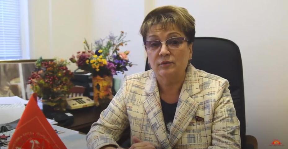 Ольга Алимова о власти и народе