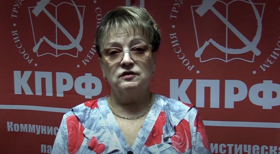 Ольга Алимова: «Наконец-то близится к завершению 2020 год»