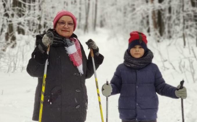 Ольга Алимова посетила Хвалынск