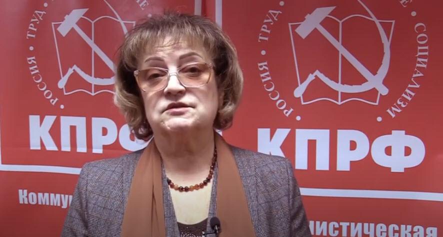 Ольга АЛИМОВА: «Митинги вне закона?»