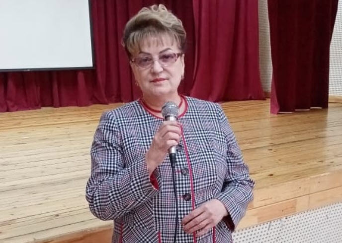 Ольга Алимова встретилась с жителями посёлка Красный Текстильщик