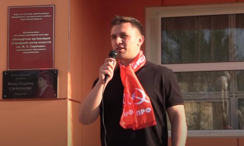 Николай Бондаренко: «На выборах я готов идти против самого сильного «едросса»…