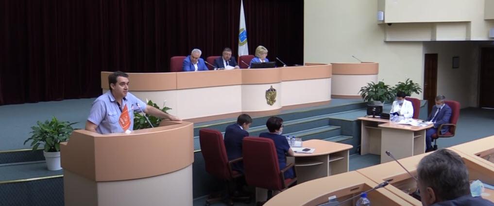Александр Анидалов о повышении зарплат бюджетникам и чиновникам