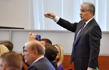 КПРФ подаст апелляцию в Верховный суд на исключение П.Н. Грудинина из списка кандидатов на выборах в Госдуму