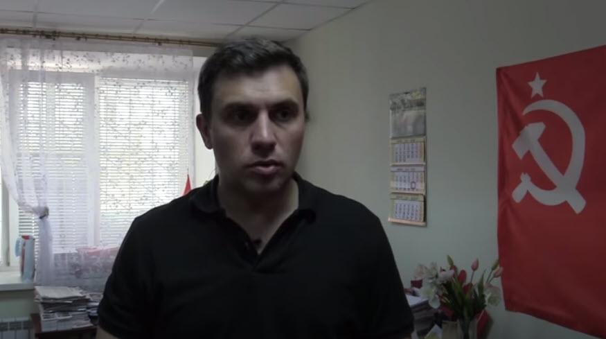 Кандидат в депутаты Госдумы от КПРФ Николай Бондаренко заявил об угрозе необоснованных обвинений в экстремизме и снятии с выборов