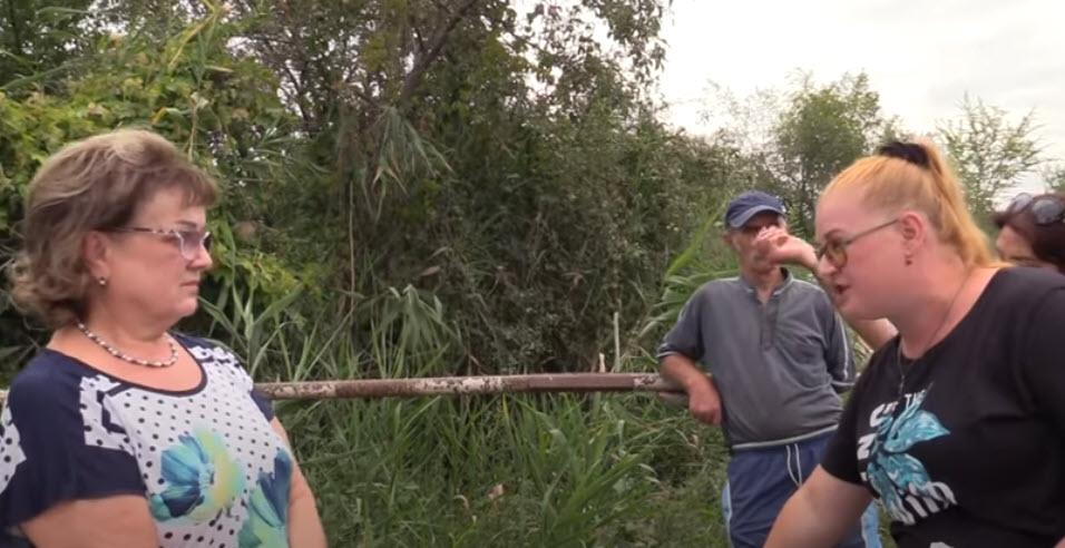 Дачники просят помощи у депутата Алимовой