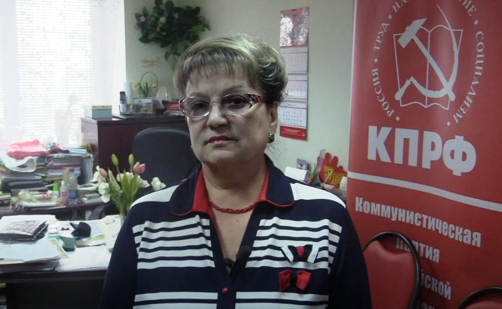 Ольга Алимова: Наказывать чиновников разрешено только «ЕР»?