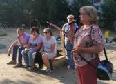 Ольга Алимова встретилась с жителями Саратова