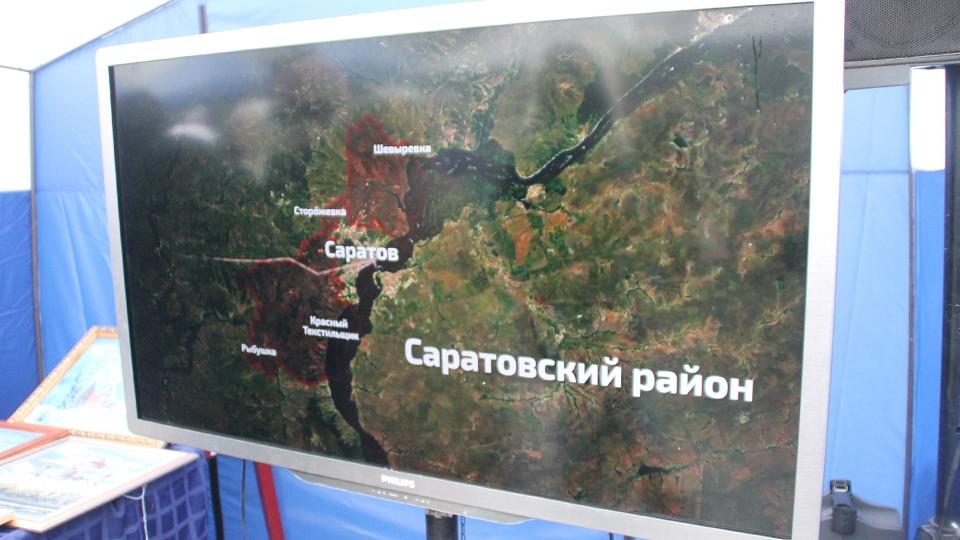 Саратовский район до конца года полностью войдет в состав областного центра
