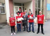 Саратов: «Красная карусель» на улицах города