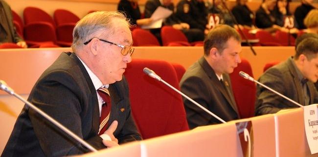 Коммунисты выступили против сокращения городского бюджета