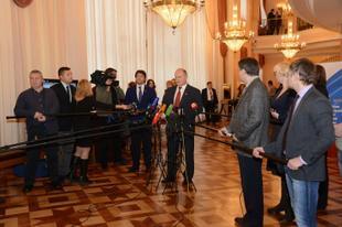 Г.А. Зюганов: Ремонт этой Конституции неизбежен
