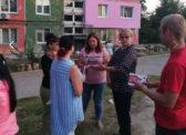 Ольга Алимова встретилась с избирателями