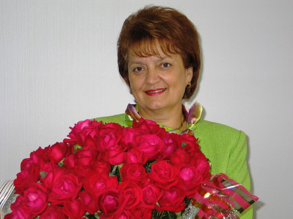 Саратовские коммунисты поздравляют Ольгу Алимову с Днём рождения