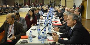 25 февраля в Москве открылся международный круглый стол коммунистических, рабочих и левых партий