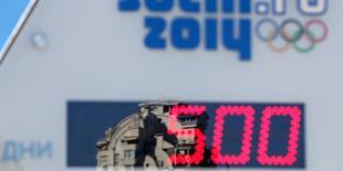 Олимпийский weekend: $500 млн за одно соревнование и еще 3 цифры о Сочи