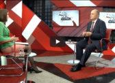 Телеканал «Красная Линия». Интервью Г.А. Зюганова о повышении пенсионного возраста (Москва, 23.07.2018)